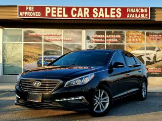 Used 2017 Hyundai Sonata GLS|CLEANCARFAX|PRICE.MATCH.POLICY|PRECERTIFIED| for sale in Mississauga, ON