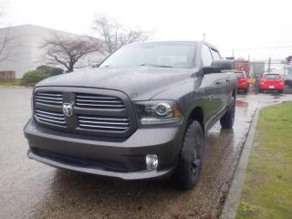 Used 2015 RAM 1500 Sport Crew Cab SWB 4WD for sale in Burnaby, BC