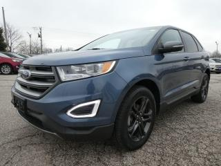 Used 2018 Ford Edge *SALE PENDING* SEL | Heated Seats | Navigation | Remote Start for sale in Essex, ON
