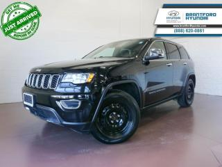 Used 2018 Jeep Grand Cherokee 4x4 | 1 OWNER | WINTER TIRES | BACK UP CAM  - $229 B/W for sale in Brantford, ON