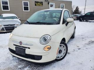 Used 2013 Fiat 500 Pop Hatchback for sale in Stittsville, ON