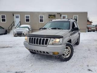 Used 2000 Jeep Grand Cherokee LIMITED 4WD for sale in Stittsville, ON