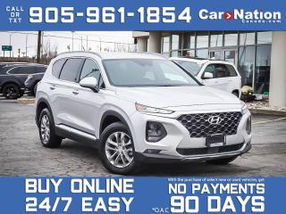 Used 2019 Hyundai Santa Fe 2.4L Essential w/Safety Package| AWD| BACK UP CAM| for sale in Burlington, ON