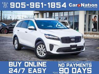 Used 2019 Kia Sorento LX AWD| HEATED SEATS & STEERING WHEEL| PUSH START| for sale in Burlington, ON