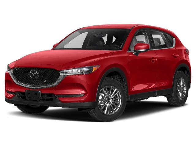 2021 Mazda CX-5 GS