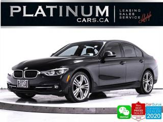 Used 2017 BMW 3 Series 330i xDrive, AWD, PREM PKG, NAV, HEATED, KEYLESS for sale in Toronto, ON