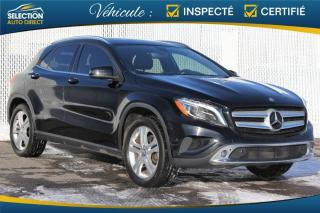 Used 2015 Mercedes-Benz GLA GLA 250 4 portes 4MATIC for sale in Ste-Rose, QC
