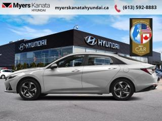 New 2021 Hyundai Elantra Ultimate IVT  - $170 B/W for sale in Kanata, ON