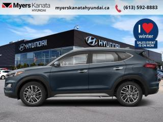 New 2021 Hyundai Tucson 2.4L Luxury AWD  - $224 B/W for sale in Kanata, ON