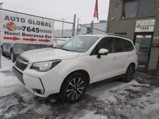 Used 2017 Subaru Forester 2.0XT groupe Limited avec ensemble Techn for sale in Montréal, QC