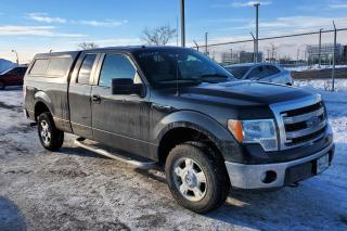 Used 2014 Ford F-150 XLT KING CAB ECOBOOST 4X4 A/C MAGS BLUETOOTH for sale in St-Hubert, QC