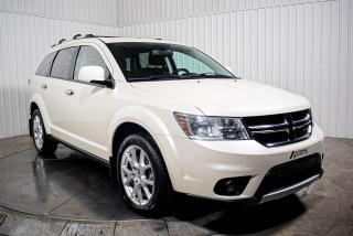 Used 2015 Dodge Journey RT AWD V6 7 PASSAGERS NAV CUIR MAGS 19 POUCES for sale in St-Hubert, QC