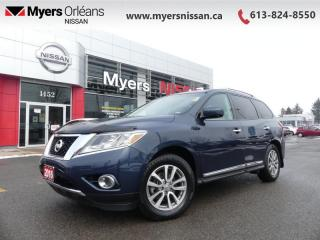 Used 2016 Nissan Pathfinder SL  - Leather Seats -  Bluetooth - $179 B/W for sale in Orleans, ON