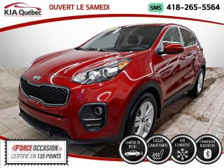 Used 2018 Kia Sportage LX *SIEGES CHAUFFANTS* CAMERA* for sale in Québec, QC