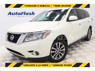 Used 2016 Nissan Pathfinder Sl-Tech Camera-360 for sale in St-Hubert, QC