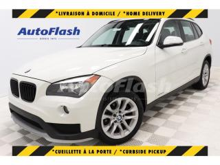 Used 2015 BMW X1 PREMIUM 2.0L TURBO *BLUETOOTH *RARE! for sale in St-Hubert, QC
