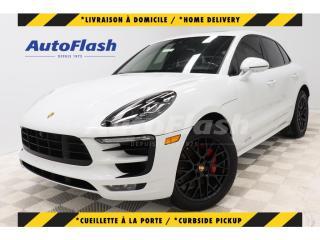 Used 2018 Porsche Macan GTS 3.0L TURBO *PREMIUM-PKG-PLUS *SPORT-CHRONO for sale in St-Hubert, QC