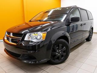 Used 2016 Dodge Grand Caravan SE TOURING *STOWNGO ARR* HITCH *REG VITESSE* PROMO for sale in Mirabel, QC