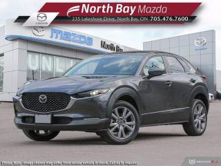 New 2021 Mazda CX-3 0 GS-L for sale in North Bay, ON