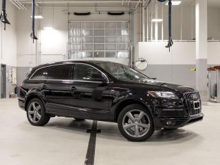 Used 2015 Audi Q7 3.0T Vorsprung Edition S Line for sale in New Westminster, BC