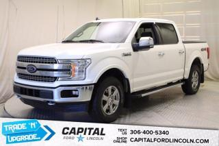 Used 2020 Ford F-150 SuperCrew   **New Arrival** for sale in Regina, SK