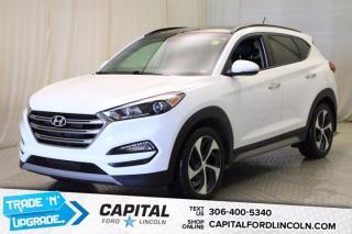 Used 2017 Hyundai Tucson SE AWD for sale in Regina, SK