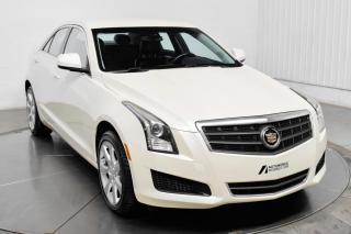 Used 2014 Cadillac ATS AWD CUIR MAGS BLUETOOTH for sale in Île-Perrot, QC