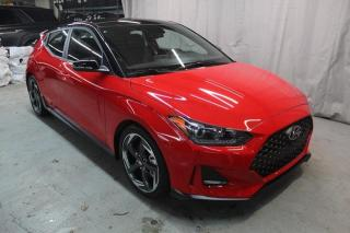 Used 2020 Hyundai Veloster turbo BM avec peinture deux tons for sale in St-Constant, QC