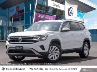 New 2021 Volkswagen Atlas HIGHLINE for sale in Dartmouth, NS