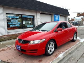 Used 2010 Honda Civic Cpe LX for sale in Whitby, ON