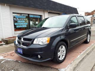Used 2013 Dodge Grand Caravan Crew for sale in Whitby, ON