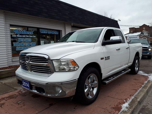 2014 RAM 1500 Big Horn