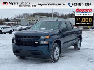 New 2021 Chevrolet Silverado 1500 Custom for sale in Orleans, ON