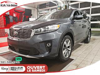 Used 2020 Kia Sorento *EX* CUIR*CAMÉRA*BLUETOOTH*A/C*7 PASSAGE for sale in Québec, QC