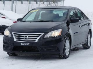 Used 2015 Nissan Sentra Berline 4 portes, CVT SV for sale in St-Georges, QC