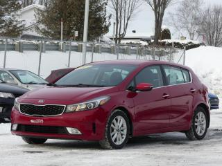 Used 2017 Kia Forte5 KIA Forte5  EX 2017 AUTOMATIQUE for sale in St-Georges, QC