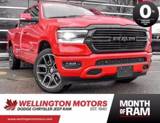 New 2021 RAM 1500 Sport >> Modifications incl. Magna-Flo Exhaust / BDS Lift ... for sale in Guelph, ON