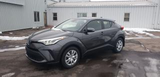New 2021 Toyota C-HR LE LE for sale in Port Hawkesbury, NS