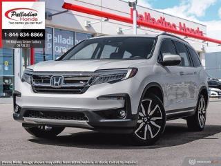 New 2021 Honda Pilot Touring 7-Passenger for sale in Sudbury, ON
