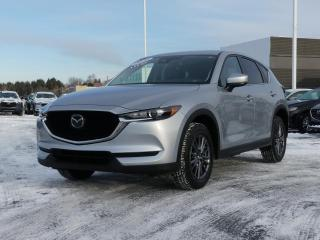 Used 2020 Mazda CX-5 for sale in St-Georges, QC