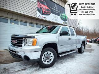 Used 2011 GMC Sierra 1500 SL NEVADA EDITION for sale in Orillia, ON