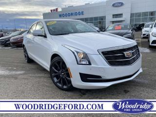 Used 2017 Cadillac ATS 2.0L Turbo Luxury for sale in Calgary, AB