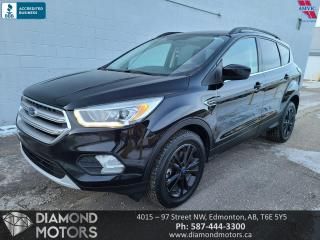 Used 2017 Ford Escape SE 4WD for sale in Edmonton, AB
