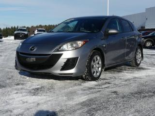 Used 2010 Mazda MAZDA3 Hayon 4 portes Sport, boîte manuelle, GX for sale in St-Georges, QC