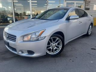 Used 2011 Nissan Maxima 3.5 SV ***Comes with set of winter and summer tires***Leather Seats*** for sale in Oakville, ON