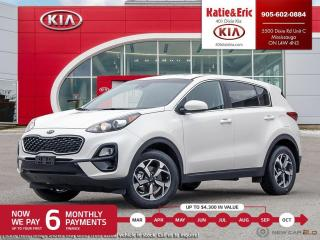 New 2021 Kia Sportage LX 6 MONTHS NO PAYMENTS for sale in Mississauga, ON