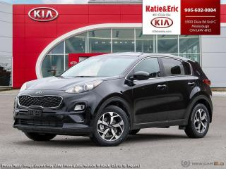New 2021 Kia Sportage LX NO PAYMENTS UNTIL SPRING 2021 for sale in Mississauga, ON