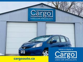 Used 2013 Honda Fit LX for sale in Stratford, ON