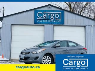 Used 2012 Hyundai Elantra for sale in Stratford, ON