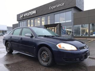 Used 2009 Chevrolet Impala LS for sale in Charlottetown, PE